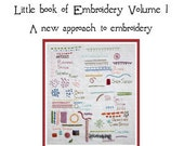 Little Book of Embroidery Volume 1