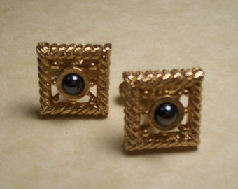 The Way You Look At It, Vintage Cuff Links
