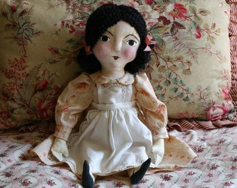 EXAMPLY ONLY Cloth Doll-Adelaide
