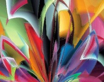 Royal Bouquet (Fine Art Print)