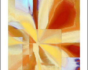 Desert Palm (B) (Limited Edition Fine Art Print)