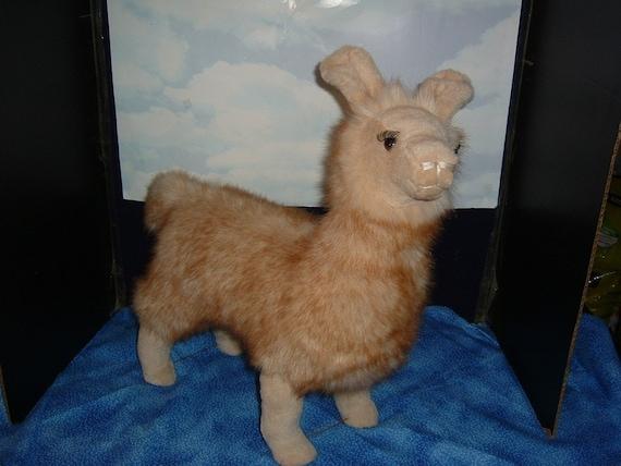 how to make a llama stuffed animal