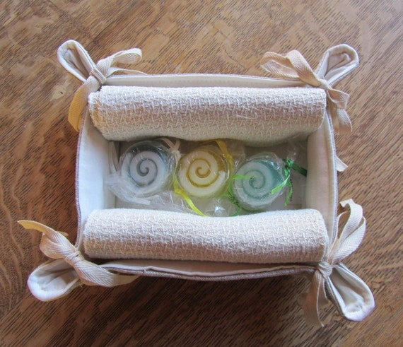 So Chic Linen Tray, Home Accessories, Shimmery Floral