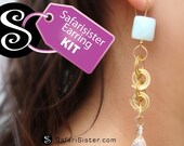 SafariSister Mayan Riviera Earring Kit