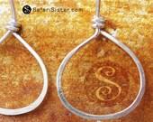 Pearl Onion Earwires, Earrings, Jewelry Findings, supplies