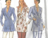 Size 10-22 Woman's Pants pattern