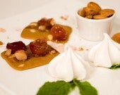 Rainier Cherry with Vanilla Beans