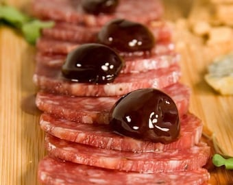 Cherry with Honey and Balsamic Vinegar