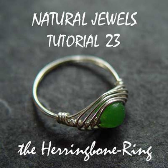 Tutorial 23 - Herringbone Ring