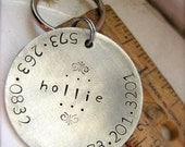 Hollie Pet Tag