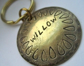 Willow Pet Tag