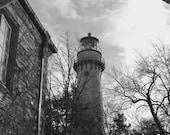 Grosse Point Light - Original Signed Art Photograph