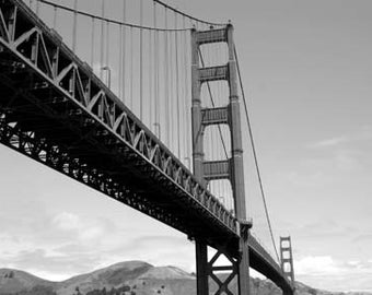 Golden Gate - Original Signed Fine Art Photograph