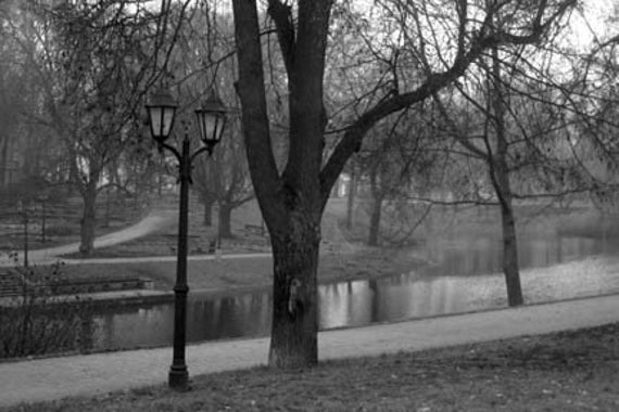 Quite Park Riga - Original Signed Fine Art Photograph