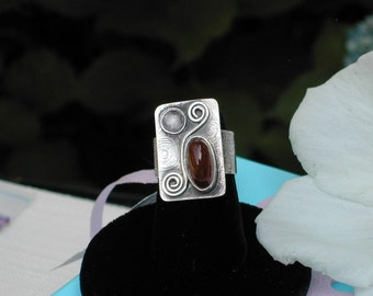 Carnelian Magic Ring