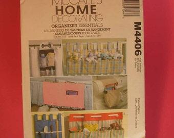 Uncut McCall's Organizer Essentials Pattern
