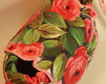 Run for the Roses Wrapped Coil Bag
