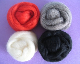 Back to Basics Wool Sampler 2oz