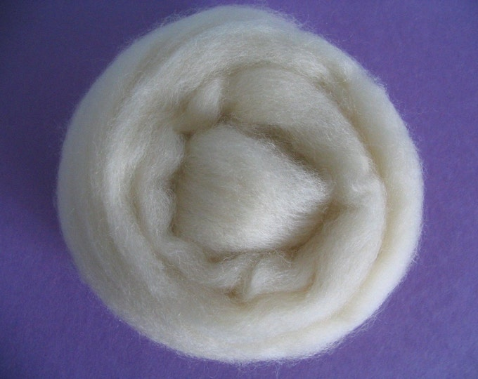 Bluefaced Leicester (BFL) Wool Top 1oz