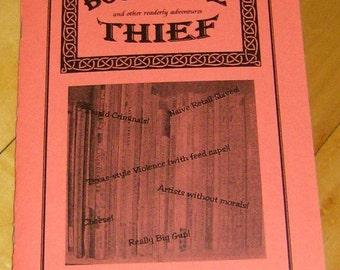 Bookstore Thief ZINE