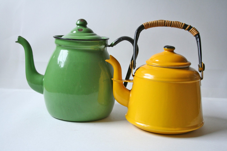 Vintage Tea Kettles 20