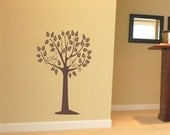 Wall Decals Pear Tree and 2 Birds