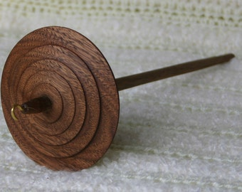 Wanut Parasol Style Drop Spindle