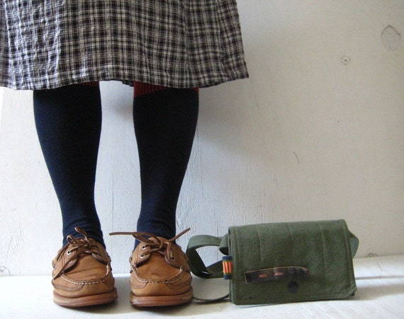 The Hipshack in Army Green