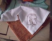 Carl Sagan Handkerchief
