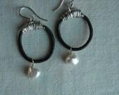 Jolly ole' earrings (for Stephanie)