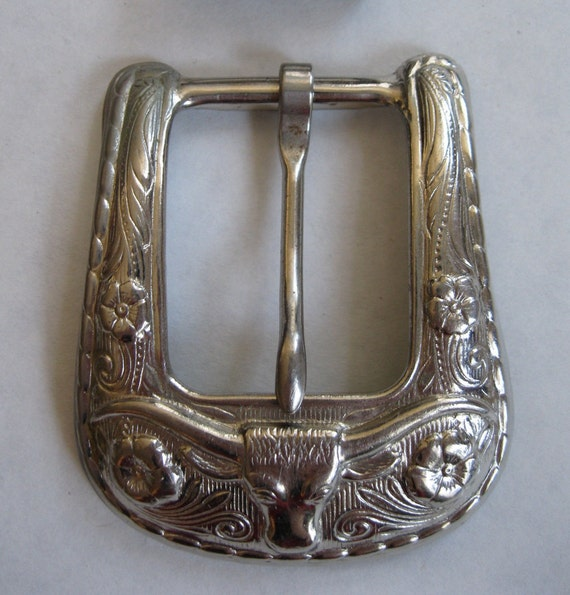 2 vintage buckles - your choice