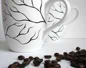 Winter Mugs-Set of 2