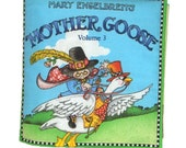 MARY ENGELBREIT BOOK - Soft / Cloth Book - Mother Goose - Volume 3