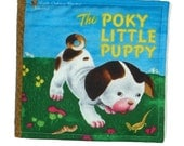 CLOTH / SOFT BOOK - The Poky Little Puppy