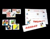 CHORE CHART SET - Mickey Mouse - Change Up Sets to Keep Chores Interesting