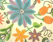 Crewel Pillow Kit - Burst of Color