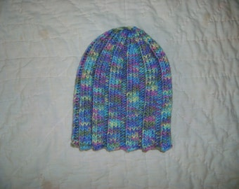 Pastel Knit Hat