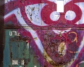 Graffiti Print No. 6