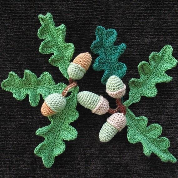 Leaves Pattern Crochet Crochet Oak Leaf Pattern Oak