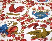 Americana Vintage Fabric
