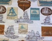 Nautical Vintage Chintz
