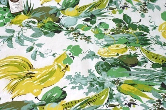 Chanticlear Vintage Fabric Last 8 Yards RESERVED