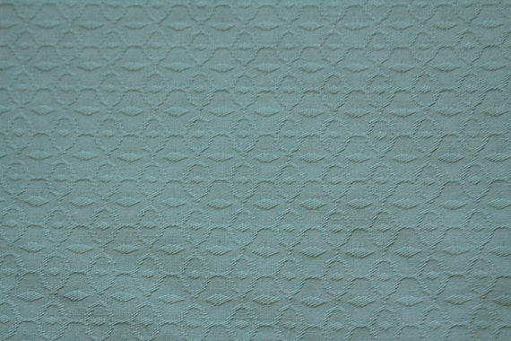 Pretty Sage Green Vintage Fabric RESERVED 9 1/2 yards