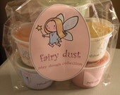 Homemade Play Dough Kit  - Fairy Dust