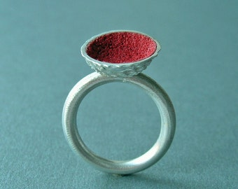 Red Cup Ring