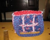 Forth of july handbag tote