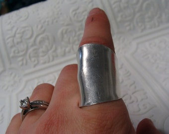 Spoon Bowl Ring-You pick the size