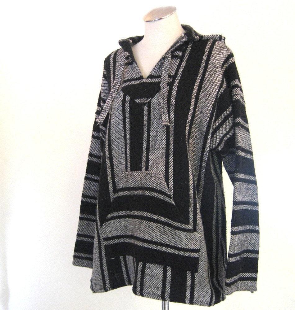 Vintage baja hoodie