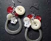 Walk on By - Earrings