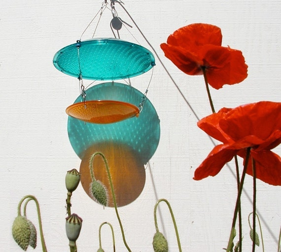 Bird Feeder. Repurposed Recycled street lights. 2D to NC